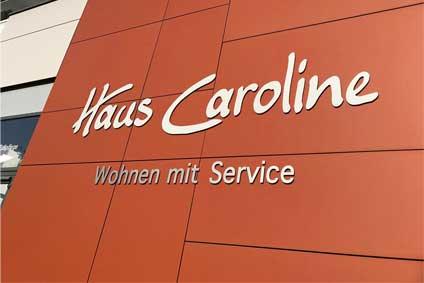 """Pflege Daheim GmbH Netzschkau-Reichenbach - Wohnen mit Service """"Haus Caroline"""""""